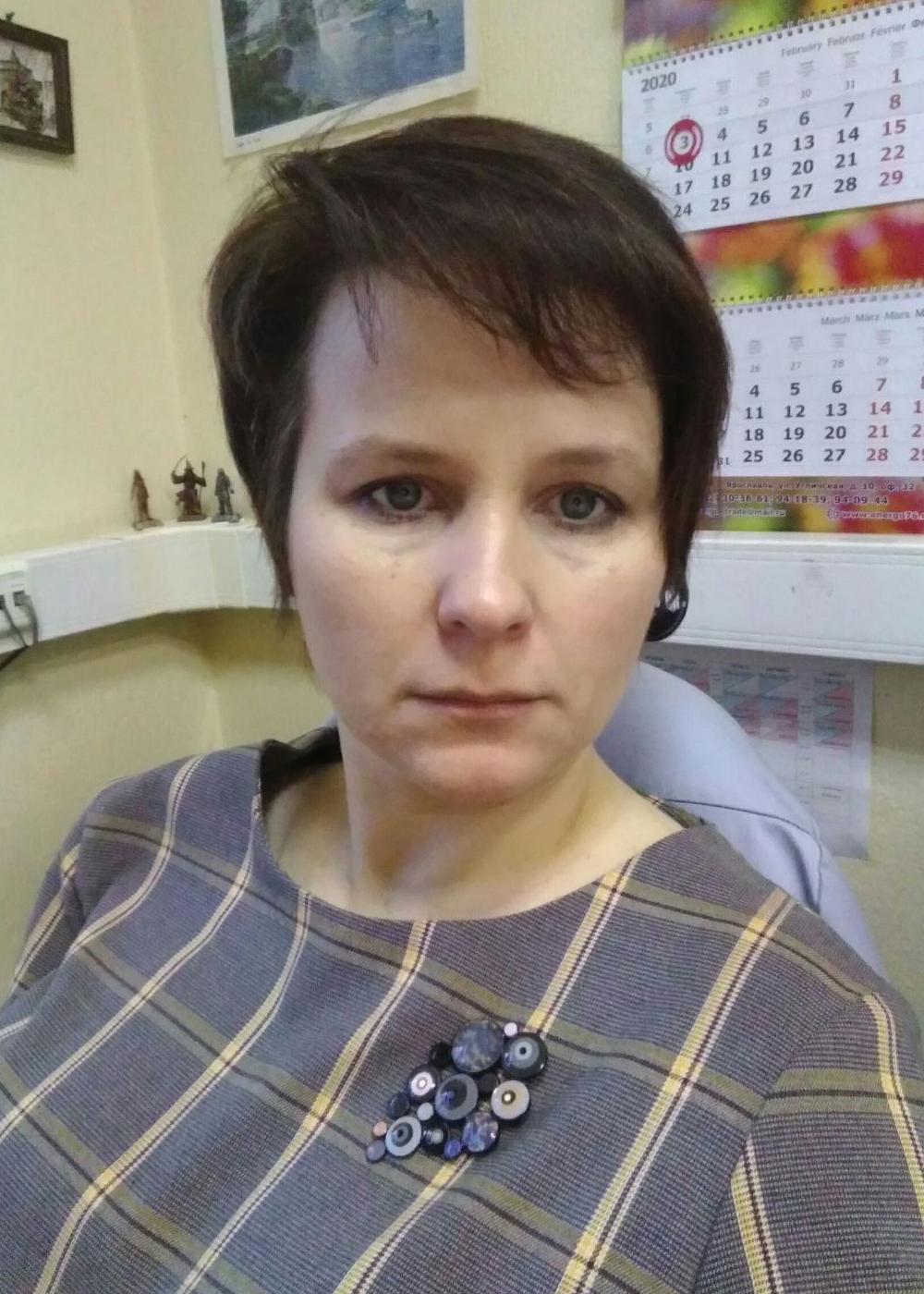 Борисова Людмила